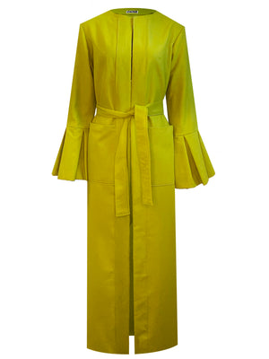 Open image in slideshow, Avacado Luxe Robe