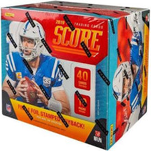 Load image into Gallery viewer, 2019 Score Football Hobby Box