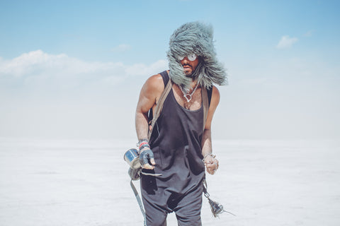 Burning Man Fashion 2015