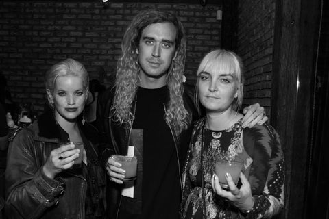 Los Angeles fashion figures in attendance at M. Cohen launch event
