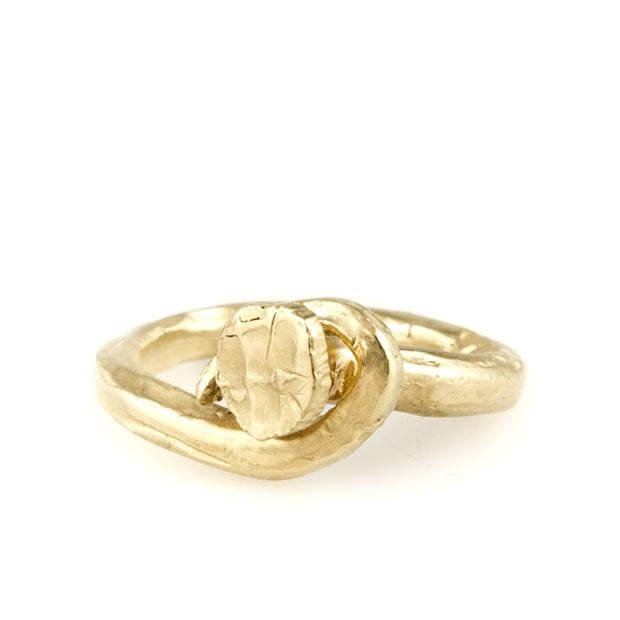 Rusty Nail Ring M Cohen Designs