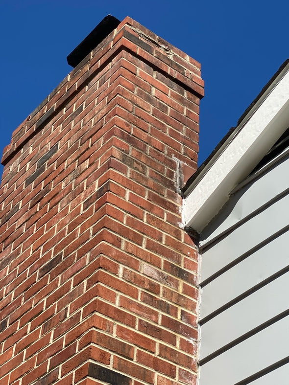 Real Estate Agent Chimney Inspection