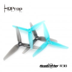 HeadsUp Racing Prop Blue (2CW+2CCW)-Poly Carbonate