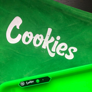 LED Glow Tray (Cookies) - Lime Green