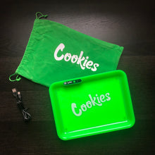 Load image into Gallery viewer, LED Glow Tray (Cookies) - Lime Green