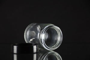 Glass Stash Jar (120 ml)
