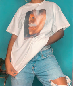 "QUEEN SP x EBG ""Exhale"" Tee - Short Sleeve"