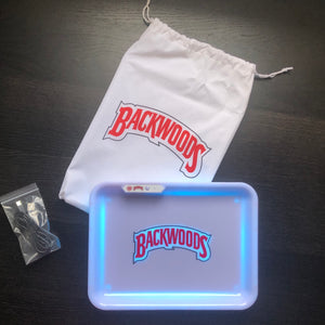 LED Glow Tray (Backwoods) - White