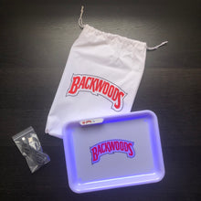 Load image into Gallery viewer, LED Glow Tray (Backwoods) - White