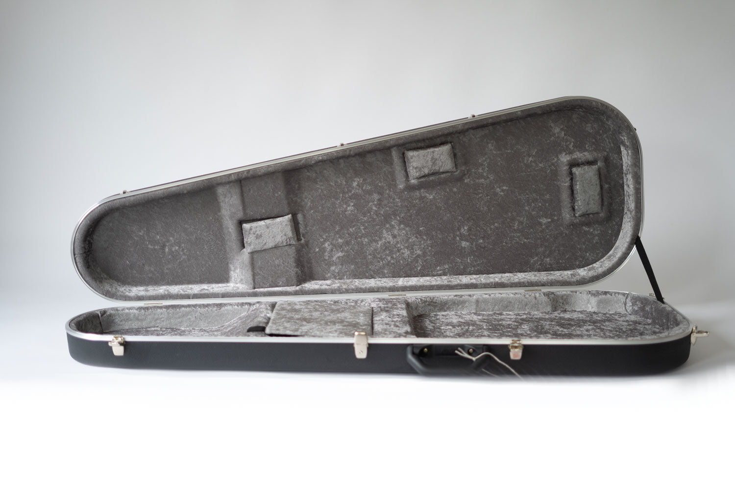 LARGE PEARDROP BASS HARD CASE