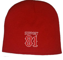 81 Support Beanie - So Cal Clothing