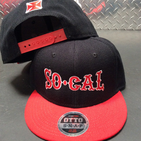 SO CAL Snap Back - So Cal Clothing