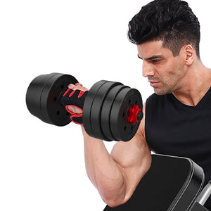 Adjustable Dumbbell Pair
