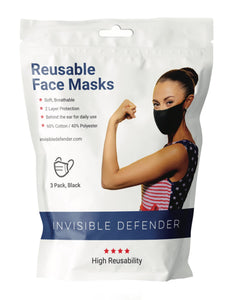 Invisible Defender E1-Defender (E1D1) Mask