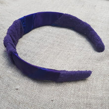 Load image into Gallery viewer, hairband - sapphire