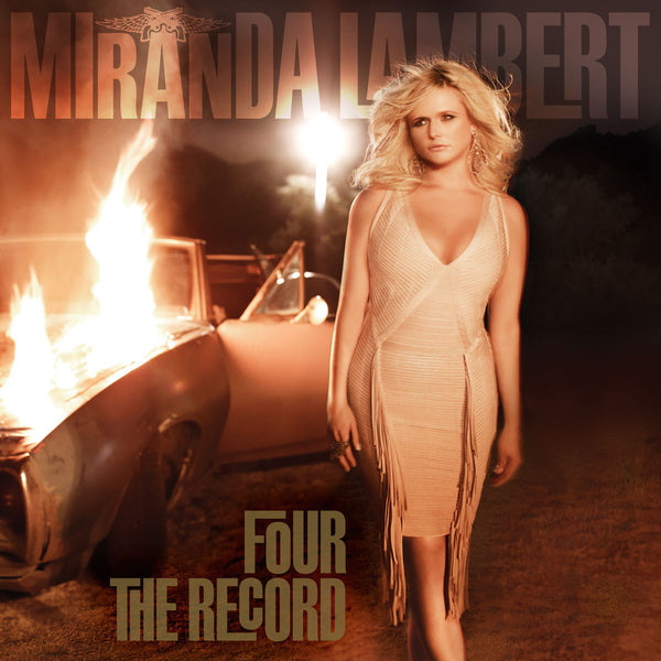 Four The Record CD