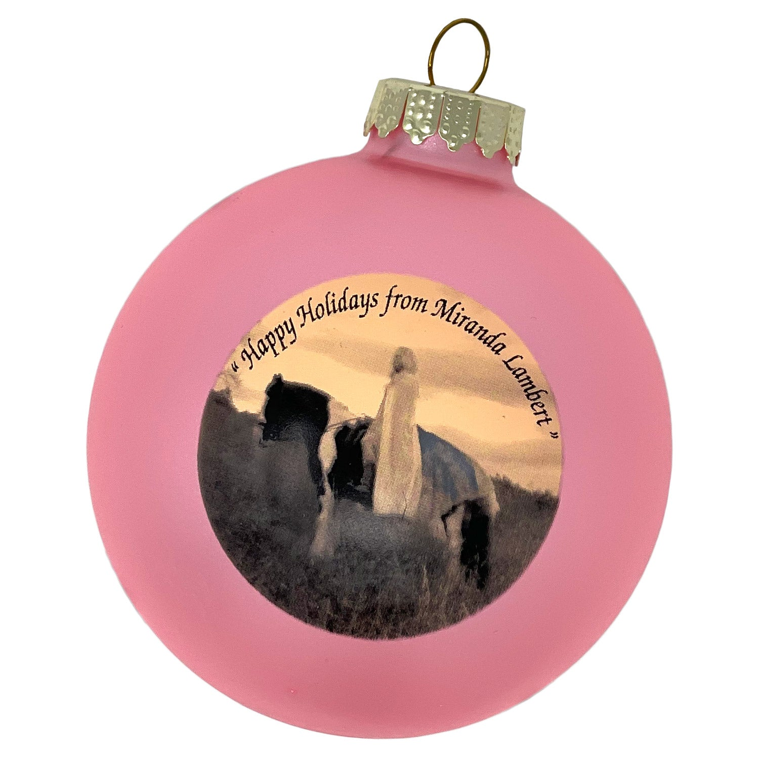 Limited Edition Christmas Ornament