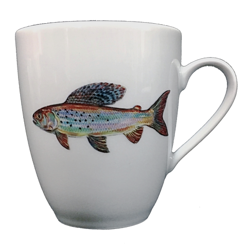 Arctic Grayling Coffee Cup/Mug