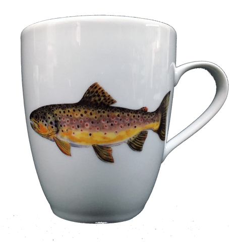 Brown Trout Coffee Cup/Mug