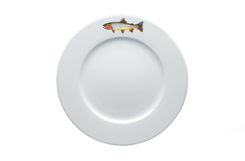 Cutthroat Trout Dinner Plate
