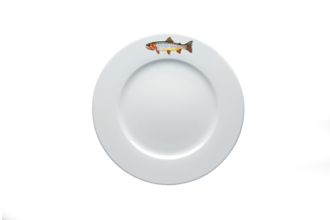 Cutthroat Trout Side Plate