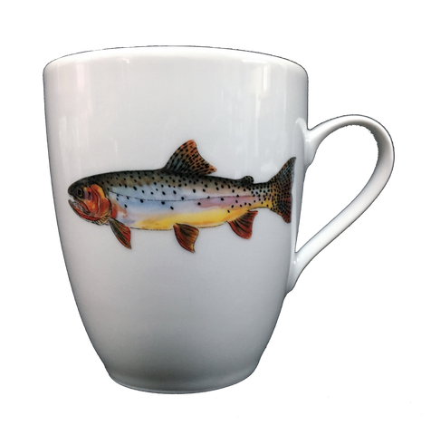 Cutthroat Trout Coffee Cup/Mug