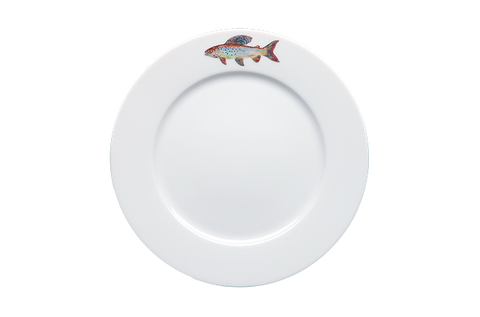 Arctic Grayling Dinner Plate