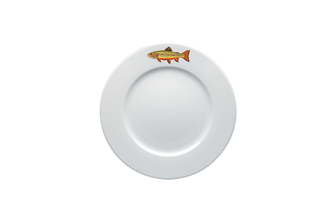 Brook Trout Side Plate