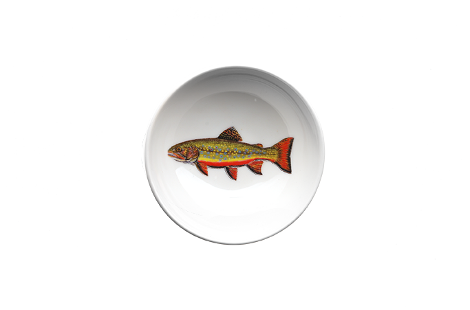 Trout Small Bowl