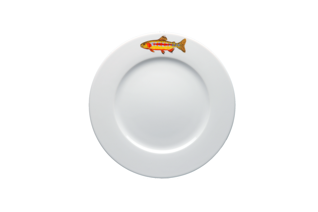 Trout Side Plate
