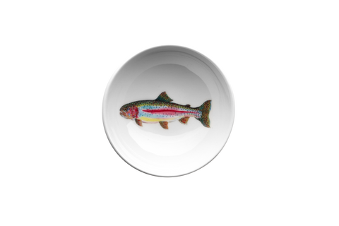 Rainbow Trout Small Dish