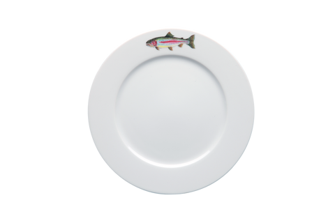 Rainbow Trout Side Plate