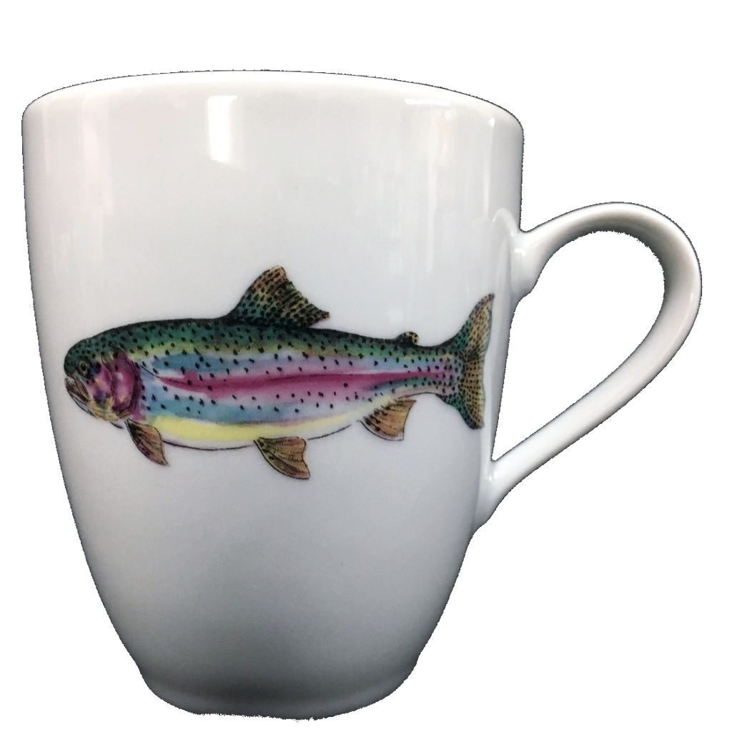Rainbow Trout Coffee Cup/Mug