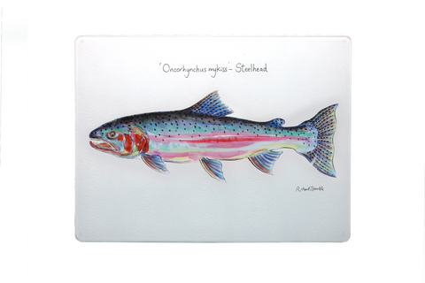 Steelhead Glass Chopping Board