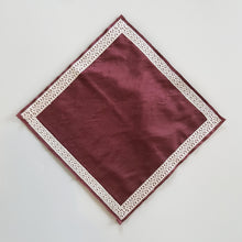 Load image into Gallery viewer, BANGSAWAN JAGUH Pocket Square