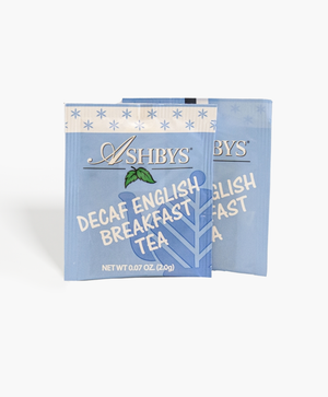 Decaf English Breakfast Tea Bag Box - 25 Count