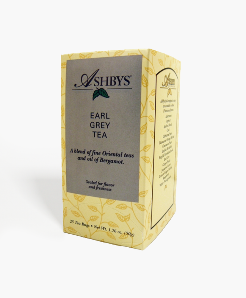 Earl Grey Tea Bag Box - 25 Count
