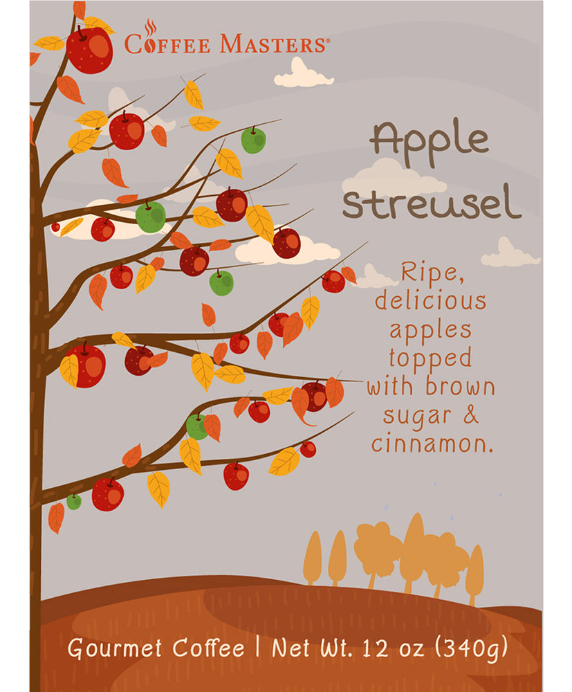 Apple Streusel - Fall Bag