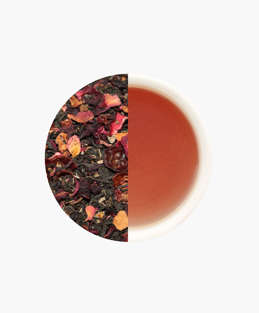 Bing Cherry Zing Loose Leaf Tea