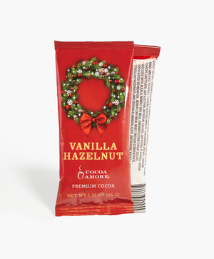 Load image into Gallery viewer, Vanilla Hazelnut Gourmet Cocoa Mix by Cocoa Amore®