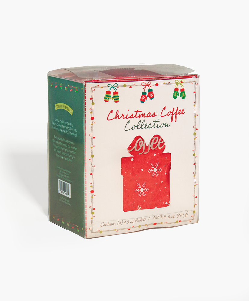Christmas Coffee Variety Pack by Coffee Masters
