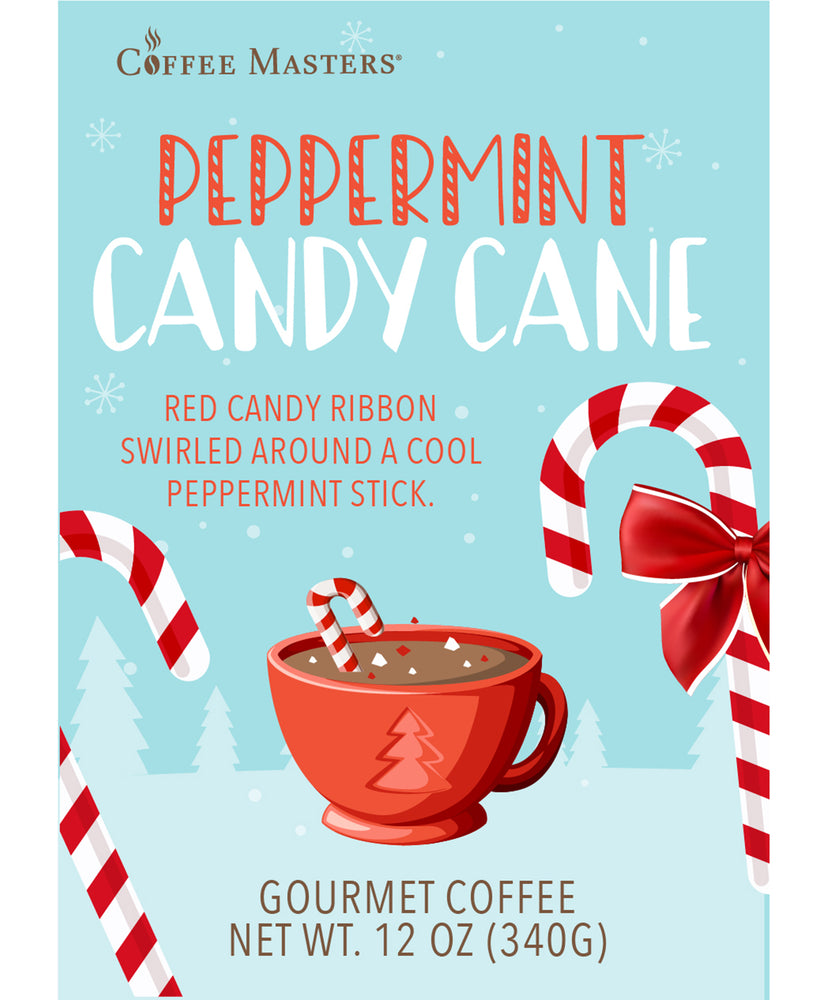Peppermint Candy Cane - Holiday Bag