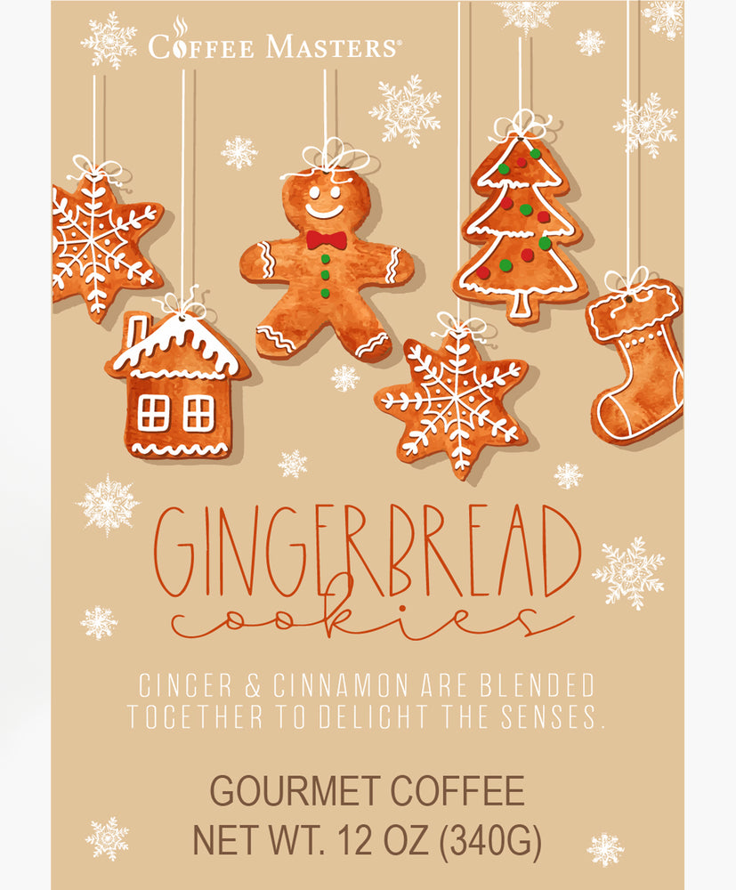 Gingerbread Cookie - Holiday Bag