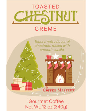 Toasted Chestnut Crème - Holiday Bag