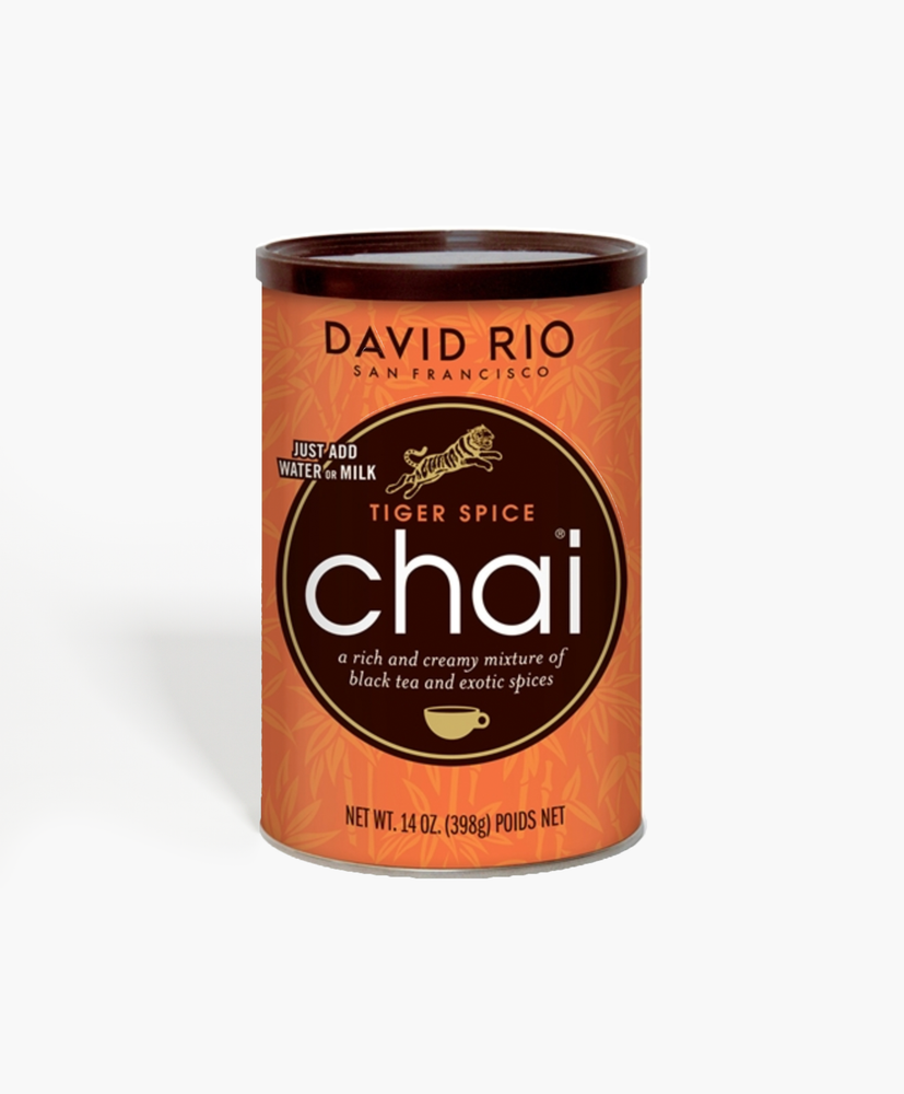 Tiger Spice Chai Can
