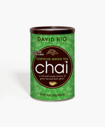 Tortoise Green Chai Can