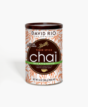 Tiger Spice Decaf Chai Can