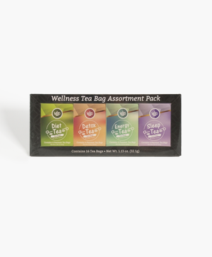 Load image into Gallery viewer, Wellness Tea Bag Assortment Pack