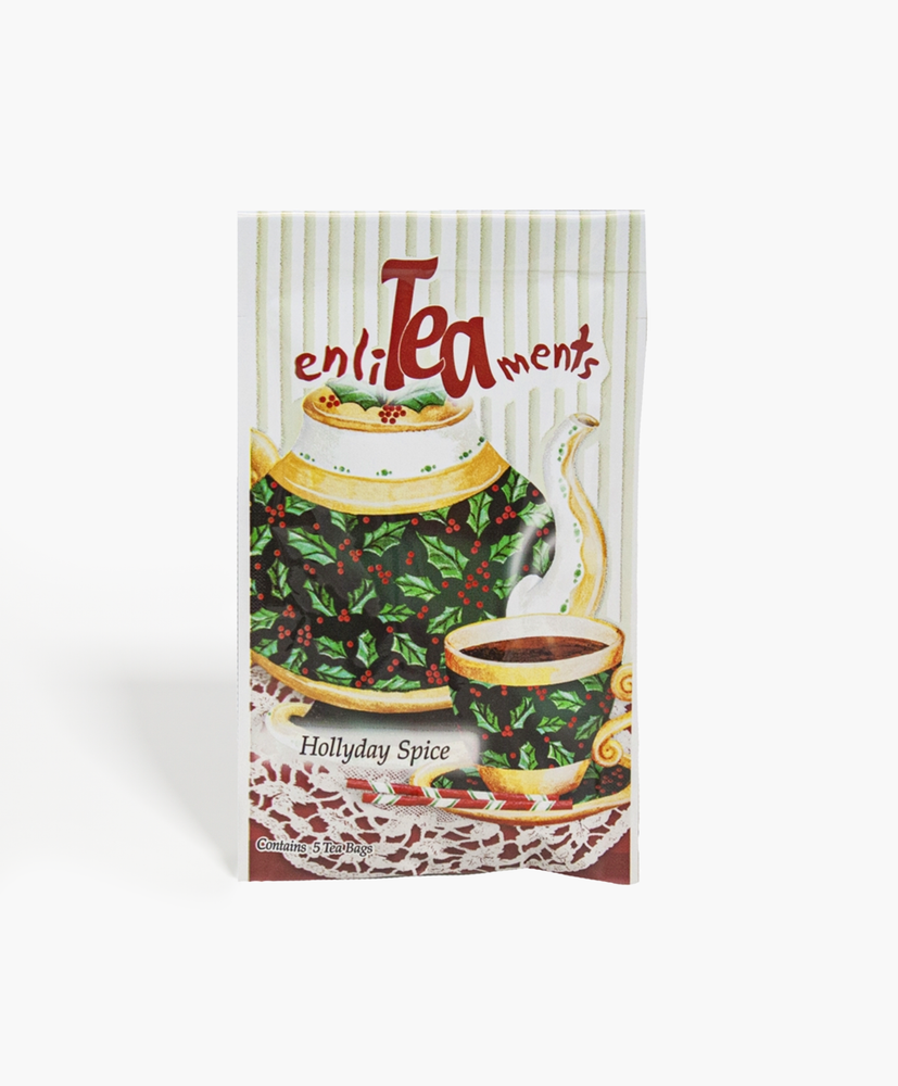 EnliTEAments -  Hollyday Spice Tea