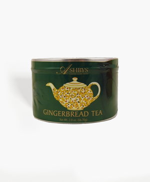 Load image into Gallery viewer, Gingerbread Loose Leaf 2 oz. Tea Tin